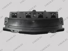 Защита под бампер Citroen C5 I Рестайлинг 2004-2008(возможна установка)