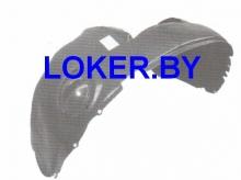 Защита крыла (подкрылок) передний левый Chrysler Town & Country III 1995-2001 (4883799AA)(возможна установка)