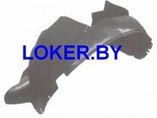 Защита крыла (подкрылок) передний левый Chrysler Voyager IV 2001-2008 (4857223AB)(возможна установка)
