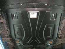Защита картера и КПП Nissan Qashqai II 2014-н.в.(возможна установка)