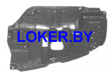 Защита под бампер правая Toyota Camry V (XV30) 2001-2006(возможна установка)