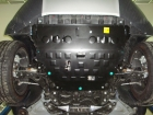 Защита картера двигателя и КПП Ford  Kuga II 2012-