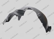 Защита крыльев (подкрылок) задний левый Renault Laguna II 2001-2008(возможна установка)