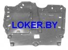 Защита двигателя Mitsubishi Lancer X 2007-(возможна установка)