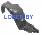 Защита крыльев (подкрылок) передний правый Subaru Legacy IV 2003-2009 (59120-AG04B)(возможна установка)