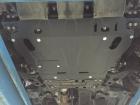 Защита двигателя и КПП LEXUS NX 200 2014-