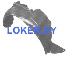 Защита крыльев (подкрылок) передний правый Mazda 2 I (DY) 2003-2007 (DD10 56 131A)(возможна установка)