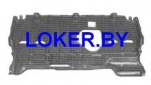 Защита двигателя Mazda 3 бензин II (BL) 2009-2013(возможна установка)