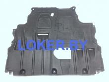 Защита двигателя Mazda 3 дизель II (BL) 2009-2013(возможна установка)