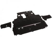 Защита двигателя комплект Mazda 3 дизель (BK) 2003-2009(возможна установка)