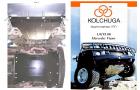 Защита картера и КПП Mercedes Vito II (W639) 2003-2014