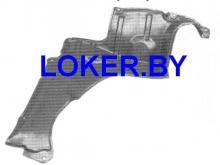 Защита двигателя боковая правая Mazda MPV II (LW) 1999-2006(возможна установка)
