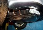 Защита картера и КПП Mazda MPV II (LW) 1999-2006