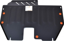 Защита картера и КПП Nissan Murano I (Z50) 2002-2008(возможна установка)