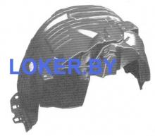 Защита крыльев (подкрылок) передний правый Nissan Pathfinder/Navara (Frontier) III (D40) 2005- (63840 EA000)(возможна установка)