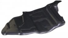 Защита двигателя боковая левая Nissan Primera III (P12) 2001-2008(возможна установка)