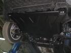 Защита картера и КПП Skoda Octavia III 2013–н.в. бензин(возможна установка)