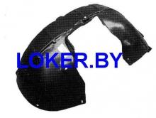 Защита крыльев (подкрылок) передний правый задняя часть Skoda Octavia II 2004-2012 (1Z0 80 9958)(возможна установка)