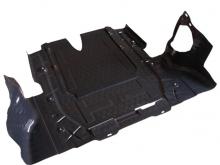 Защита двигателя Opel Zafira B 2005-2012 полиэтилен(возможна установка)