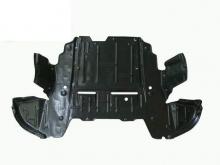 Защита двигателя Opel Vectra C 2002-2008(возможна установка)