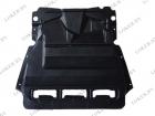Защита двигателя Peugeot 807 полиэтилен(возможна установка)