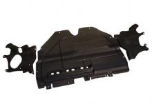 Защита двигателя комплект Peugeot 206(возможна установка)