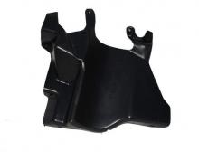 Защита двигателя боковая правая Peugeot 206(возможна установка)