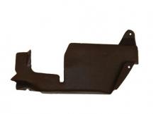 Защита двигателя боковая правая Peugeot 207(возможна установка)