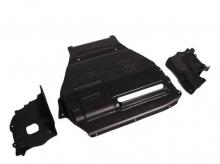 Защита двигателя комплект Peugeot Partner I 1997-2002(возможна установка)