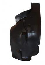 Защита крыльев (подкрылок) передний правый задняя часть Peugeot 407 (7136 S8)(возможна установка)