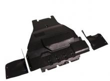 Защита двигателя комплект Peugeot Partner I Рестайлинг 2002-2012(возможна установка)