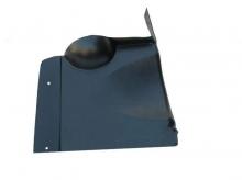 Защита двигателя боковая правая Peugeot Partner I Рестайлинг 2002-2012(возможна установка)