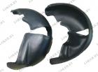 Защита задних крыльев (пара) Kia Picanto I 2004-2011
