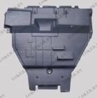 Защита двигателя Peugeot Partner I Рестайлинг 2002-2012 полиэтилен(возможна установка)