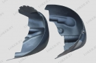 Защита задних крыльев (пара) Renault Sandero II 2014-