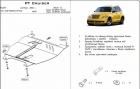 Защита картера и КПП Chrysler PT Cruiser 2006–2010(возможна установка)