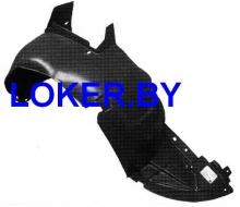 Защита крыла (подкрылок) передний правый Citroen C3 I Рестайлинг 2005-2009 (7136.CE)(возможна установка)