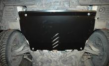 Защита картера и КПП Citroen  C5 II 2010-н.в.(возможна установка)