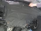 Защита картера и КПП Hyundai Santa Fe III 2012–н.в.(возможна установка)