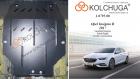 Защита картера и КПП Opel Insignia 2017-