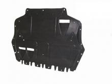 Защита двигателя Seat Altea I 2004- с воздуховодом(возможна установка)