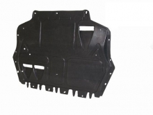 Защита двигателя Seat Leon II 2005-2012 с воздуховодом(возможна установка)