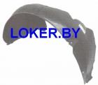 Защита крыла (подкрылок) передний правый Chrysler Sebring II 2000–2006 (4878920AC)(возможна установка)