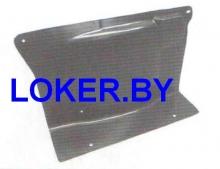 Защита двигателя боковая правая Chrysler Sebring III 2006-2010(возможна установка)