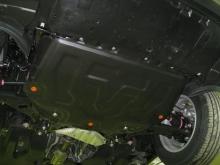 Защита картера и КПП Mazda CX-5 I 2011- (возможна установка)