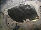 Защита картера и КПП Mazda MPV III (LY) 2006–н.в V-2,3(возможна установка)