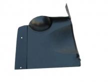 Защита двигателя боковая правая Citroen  Berlingo I Рестайлинг 2002-2012(возможна установка)