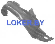 Защита крыльев (подкрылок) передний правый Hyundai Sonata IV (EF) Рестайлинг 2001-2012 (86812-3D000)(возможна установка)