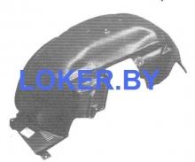 Защита крыльев (подкрылок) передний правый Kia Sorento I Рестайлинг 2006-2010 (86812-3E510)(возможна установка)