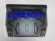 Защита картера и КПП Kia Sorento III 2013-(возможна установка)